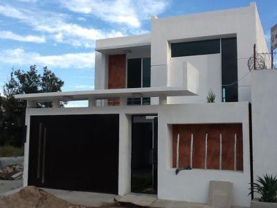 Casa de habitaci n en el potrerito inmomexico Pisos modernos para casas minimalistas