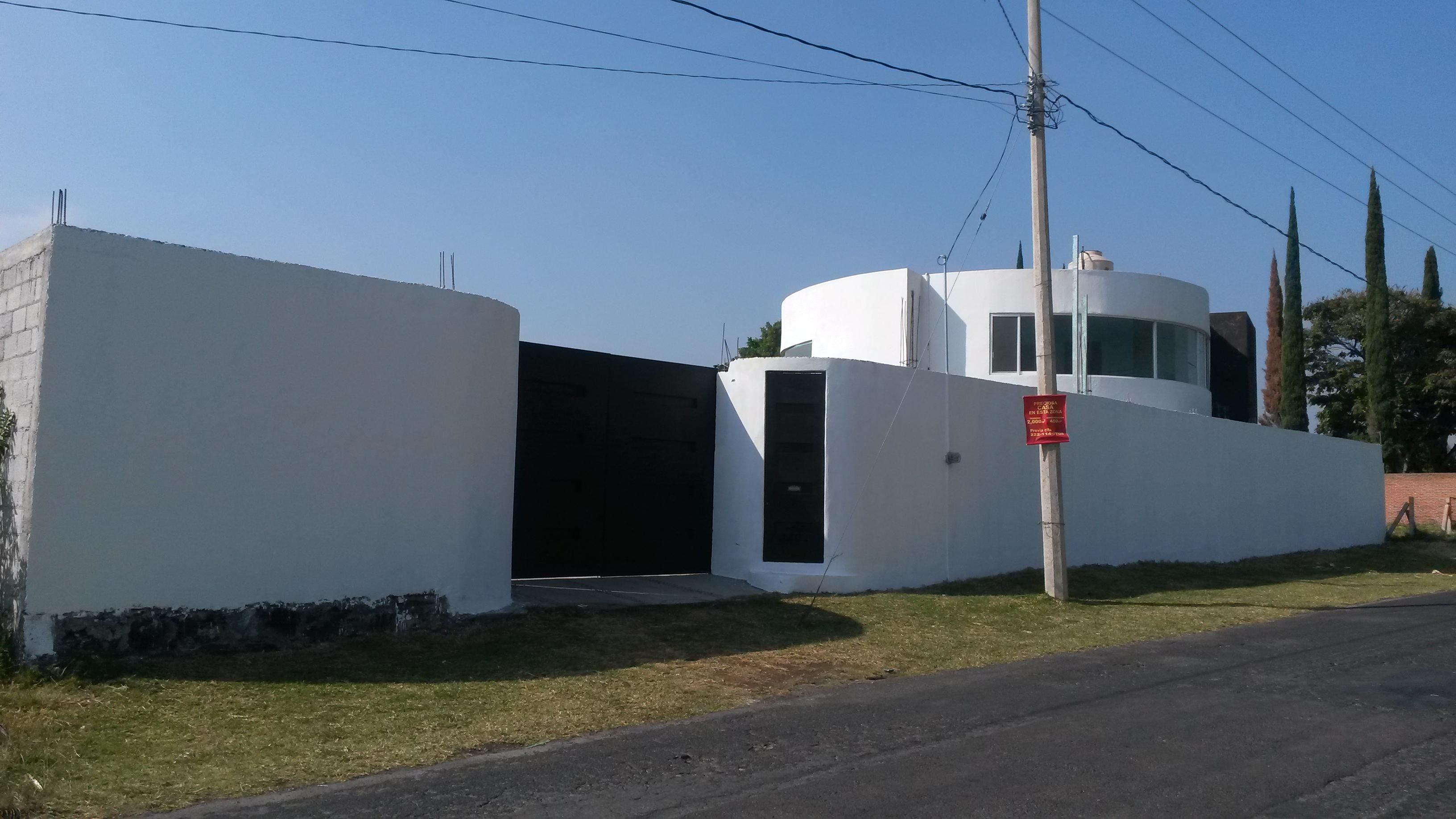 Casa nueva estilo minimalista inmomexico for Casa nueva minimalista